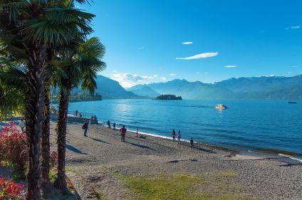 Petits aventuriers des lacs italiens