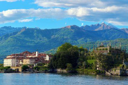 Perles des lacs italiens, Orta, Majeur et Côme