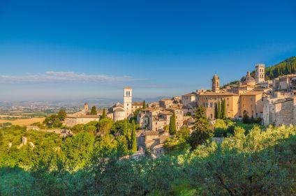 Toscane du sud et Ombrie