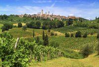 La Via Francigena de Florence à Rome
