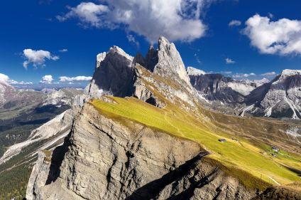 Dolomites de l'Ouest en liberté
