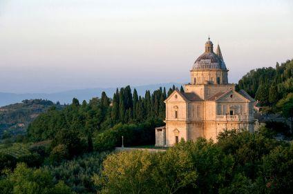 Sur les crêtes toscanes, de Sienne à Val d'Orcia