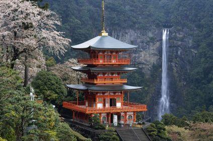 Cités impériales et Kumano Kodo