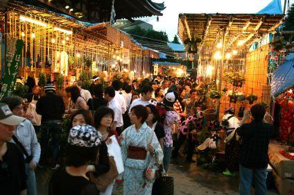 Voyage au Japon, de Tokyo à Miyajima