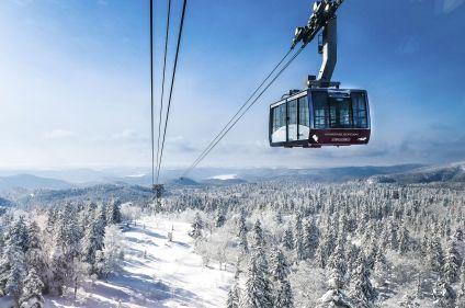 Ski de rando sur les îles de Rishiri et Hokkaido