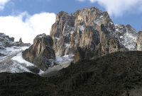 Ascension du mont Kenya (4985m) et safari