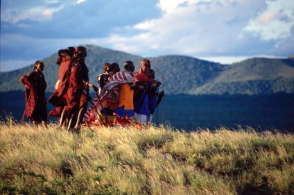 Masaï Mara, safari et randonnée