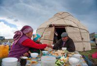 Aux confins de l'empire kirghize