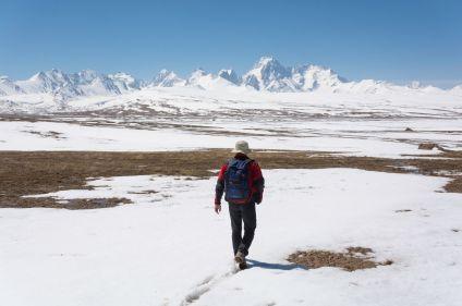 Exploration du massif de Kakshaal et du pic Dankov