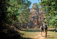 Iles, temples et villages flottants du Cambodge