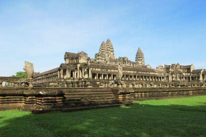 Temples d'Angkor et Cardamomes