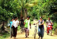 La grande boucle au cœur des temples d'Angkor