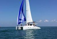 Le Sri Lanka en catamaran, détente sur la côte est