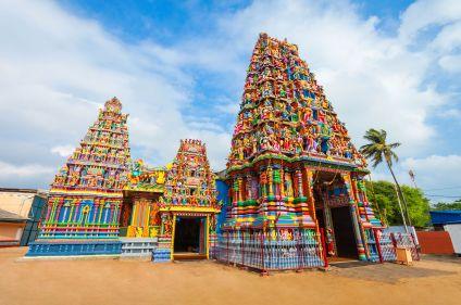 Le Sri Lanka, du nord au sud