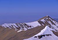 Toubkal et M'Goun, les deux sommets