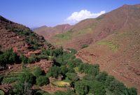 Vallée de la Tessaout et ascension du M'Goun