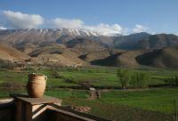 Séjour berbère dans la vallée des Bougmez