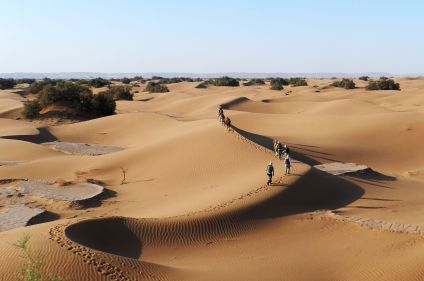 Les confins du Sud marocain
