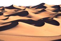 Désert et dunes du Drâa