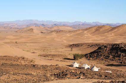 Ambiance saharienne et charme du Grand Sud