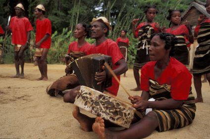 Le sud malgache tout en musique