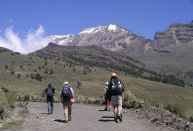 Entre volcans et sierra