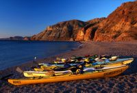 Kayak de mer en Basse Californie