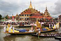 Balade birmane, spécial festival du lac Inlé