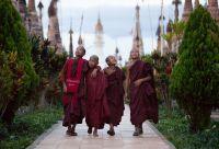 Visages de Birmanie