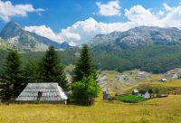 Parcs nationaux du Monténégro et d'Albanie
