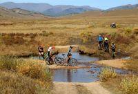Les steppes mongoles en VTT