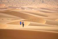 Chinguetti et les dunes de l'erg Ouarane