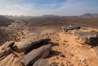 Le train du désert