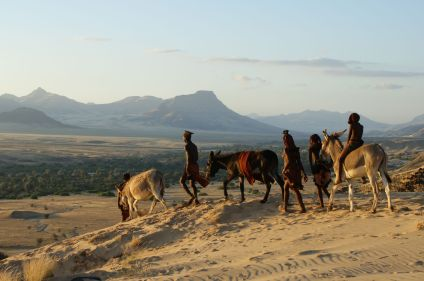 Rencontres namibiennes