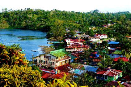Le Nicaragua au fil de l'eau