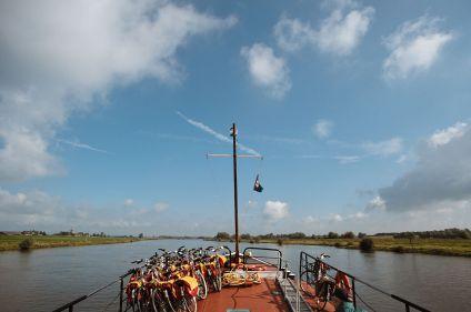 La Hollande du sud à vélo et en bateau