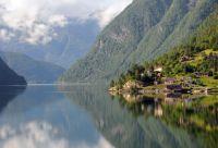 Hardangerfjord et Bergen