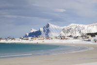 Magie de l'hiver aux îles Lofoten