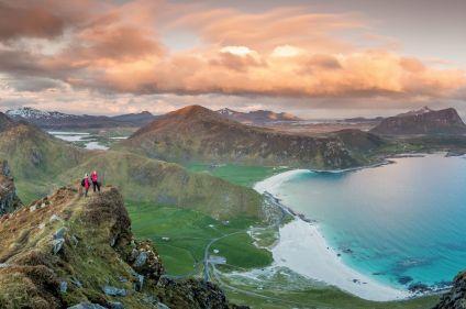 Les îles Lofoten, archipel du nord