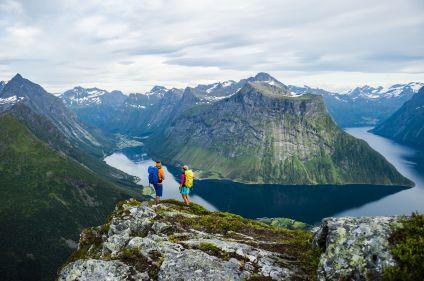 Les secrets des fjords norvégiens