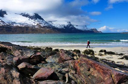 Norvège du Nord, sous le soleil de minuit