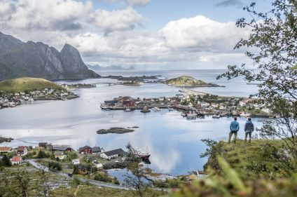 Lofoten, archipel du nord