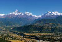 Sanctuaire des Annapurnas : au cœur de l'Himalaya