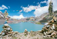 Manaslu, Tilicho, Annapurnas, la boucle royale !