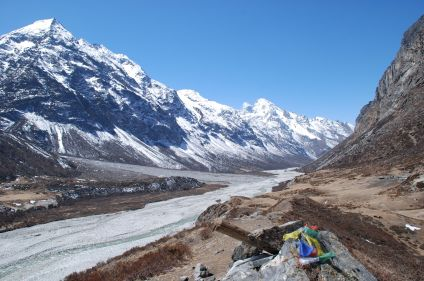 Trekking dans la vallée du Langtang