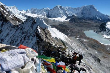 Mera Peak (6476m) et Island Peak (6189m)