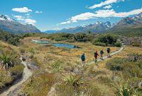 3 treks mythiques : Kepler, Milford et Routeburn