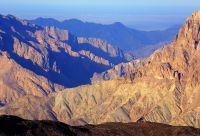 Trek itinérant dans le djebel Akhdar