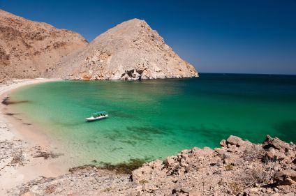 Oman et les fjords du Musandam