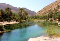 Désert, oasis et wadis d'Oman